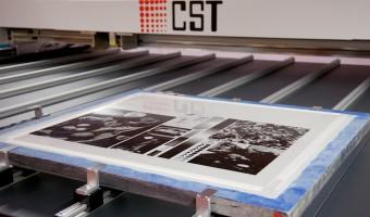CST Inkjet Engraver