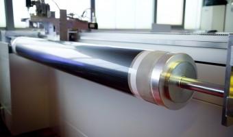 CST Rotary Inkjet Engraver